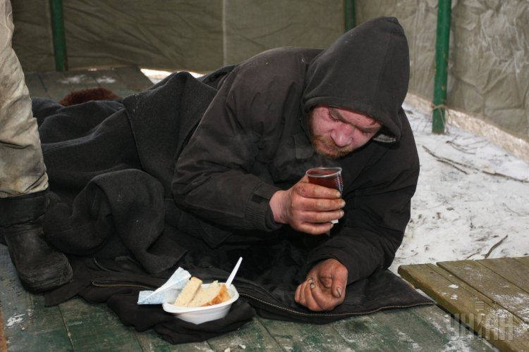 В Украине открыто 3,3 тыс. пунктов обогрева, - ГосЧС - Цензор.НЕТ 4820