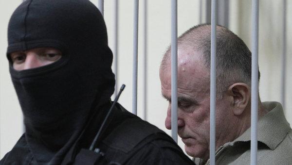 Бывший генерал МВД Алексей Пукач