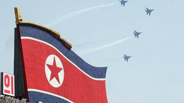 """КНДР обещает """"безжалостные"""" меры в случае атаки США"""