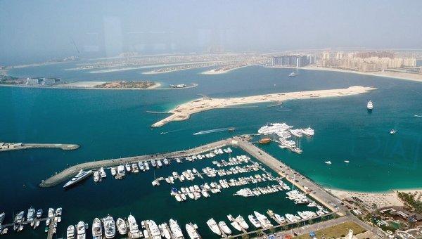 Искусственные острова в ОАЭ