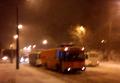 В Полтаве загорелся троллейбус