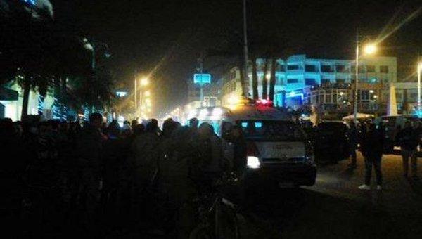 Стрельба в Хургаде
