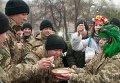 Ярмарка Волонтерские вареники ZP в Запорожье