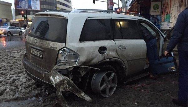 Генпрокуратура закрыла дело против виновника смертоносного ДТП уметро «Левобережная» вКиеве