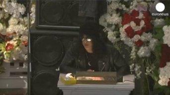 Похороны лидера группы Motörhead