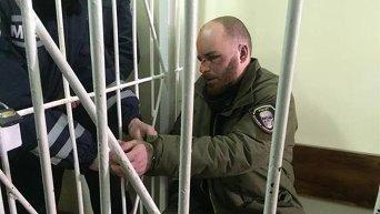 Суд над задержанными за драку в Драгобрате бойцами Правого сектора