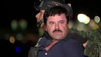 Мексиканский наркобарон Хоакин Гусман (Коротышка)