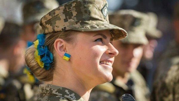 Украинским военным разрешили носить усы ибороды
