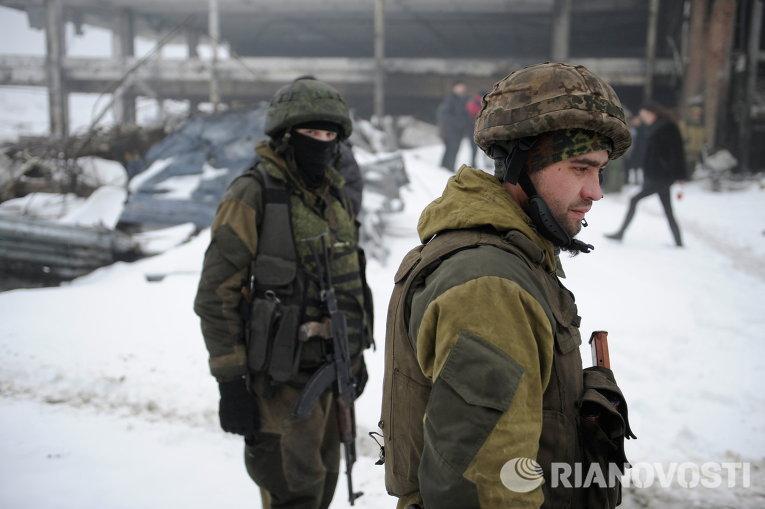 Делегация из Франции посетила Донецк