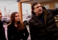Саакашвили посетил пограничный пункт пропуска Кучурган
