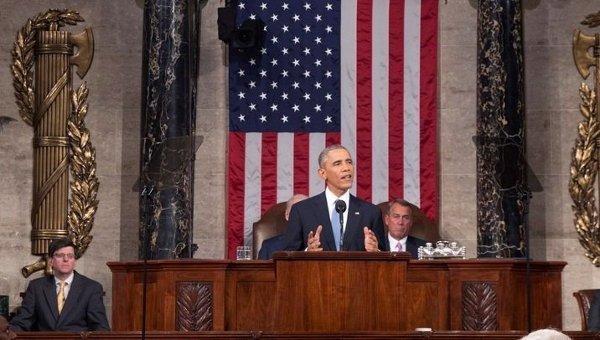 Послание Барака Обамы