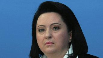 Людмила Супрун. Архивное фото