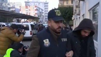 Арест трех граждан России в Турции по подозрению в причастности к теракту в Стамбуле