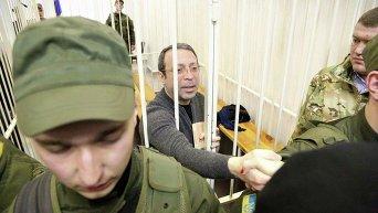 Геннадий Корбан на суде 13 января 2016 года