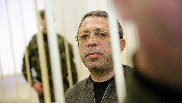 Геннадий Корбан в зале заседаний Апелляционного суда Киева
