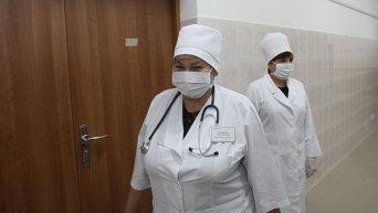 Медицинские сестры
