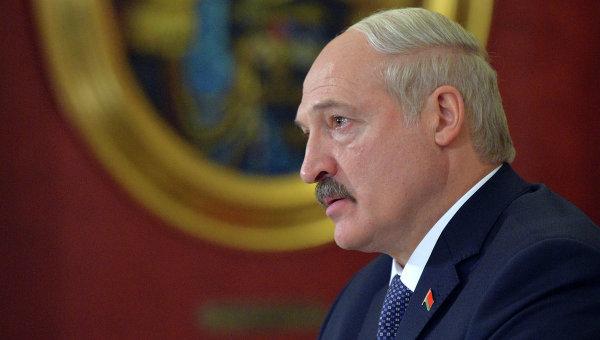 Александр Лукашенко. Архивное