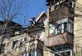 Взрыв в пятиэтажке в Украинске Донецкой области 15 января 2016