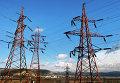Высоковольтные электролинии в Украине. Архивное фото