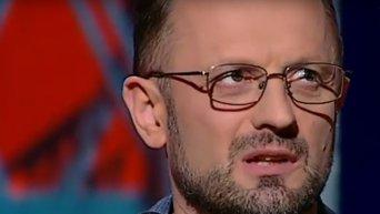 Безсмертный: обществу необходимо донести, то что реально происходит на Донбассе. Видео