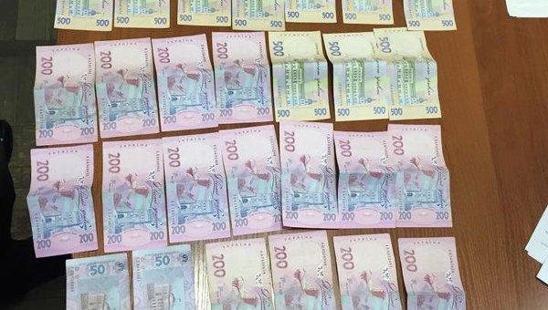 Глава милиции схвачен завзятку в 50 тыс. грн