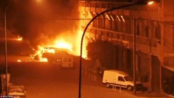 На месте теракта в Буркина-Фасо