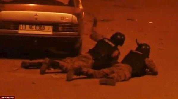 МИД РФ осудил теракт встолице Буркина-Фасо