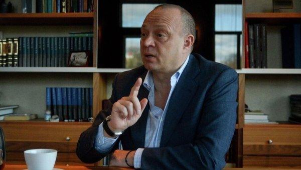 Политолог Владимир Грановский