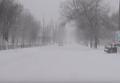 Метель в Николаеве. Видео