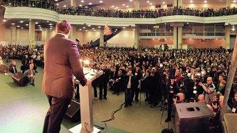 Михаил Саакашвили в Харькове