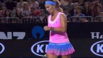 Украинская теннисистка Катерина Бондаренко на Australian Open обыграла россиянку Светлану Кузнецову