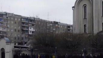 Крещение в Донецке и Макеевке