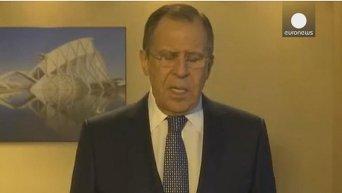 Переговоры Лаврова и Керри о Сирии