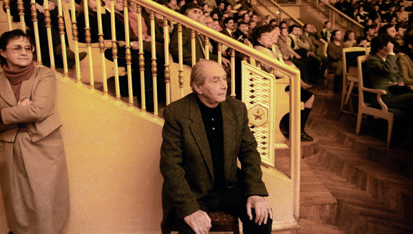 Игорь Моисеев. Архивное фото