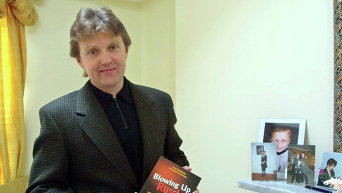 Экс-офицер ФСБ РФ Александр Литвиненко. Архивное фото