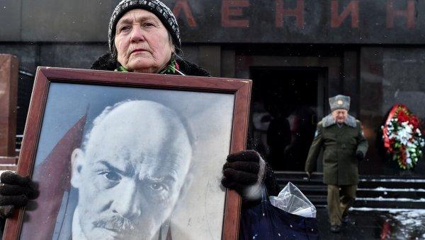 Состоитсяли захоронение тела Владимира Ленина— Могила для вождя