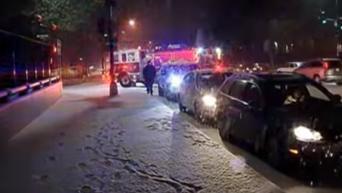 Снегопады в США: восток страны готовится к исторической метели