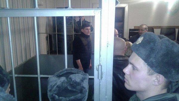 В Ужгороде суд оставил бойца ПС Хорвата, задержанного на Драгобрате, под арестом