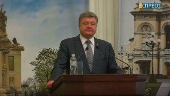Порошенко: Рада поддержит изменения в Конституцию по децентрализации до конца года