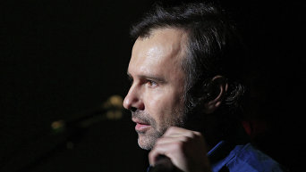 Лидер группы Океан Ельзи Святослав Вакарчук