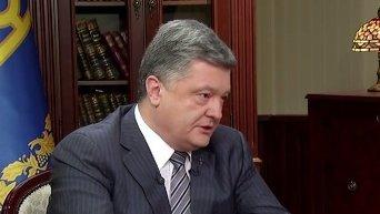 Порошенко рассказал, чем займется парламент в ближайшие дни. Видео