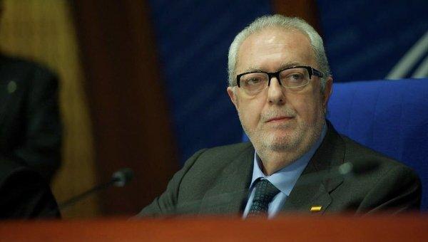 РФ возвратится вПАСЕ при условии соблюдения равных прав— Сергей Нарышкин