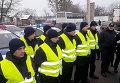 Патрульная полиция во Львовской области заменила ГАИ