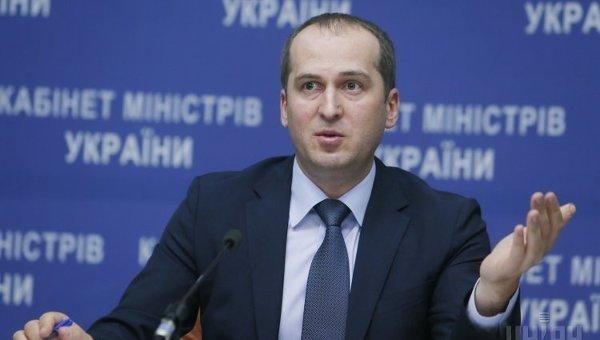 Министр аграрной политики Украины Алексей Павленко. Архивное фото
