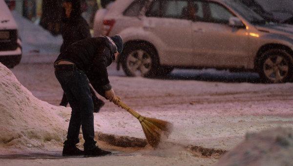 Ухудшение погоды вгосударстве Украина: Семь тыс. спасателей приведены всостояние повышенной готовности