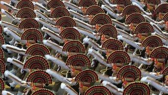Парад ко Дню республики в Индии