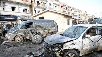 Двойной теракт в сирийском Хомсе: последствия атаки ИГ