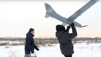 Укроборонпром начал серийные поставки армии отечественных беспилотников. Видео
