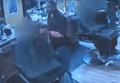 Ограбление парикмахерской в Южной Каролине