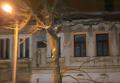 Из-за снега в центре Николаева рухнула крыша дома. Видео